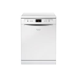 Lave-vaisselle Hotpoint Ariston LFF 8S112 EU - Lave-vaisselle - pose libre - largeur : 60 cm - profondeur : 60 cm - hauteur : 85 cm - blanc