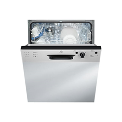 Lave-vaisselle encastrable Indesit DPG 16B1 A NX EU - Lave-vaisselle - intégrable - Niche - largeur : 60 cm - profondeur : 57 cm - hauteur : 82 cm - inox