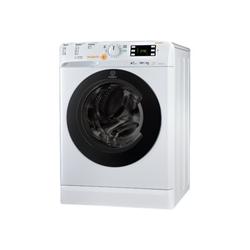Machine à laver séchante Indesit Innex XWDE 1071481XWKKK EU - Machine à laver séchante - pose libre - largeur : 59.5 cm - profondeur : 60.5 cm - hauteur : 85 cm - chargement frontal - 71 litres - 10 kg - 1400 tours/min - blanc