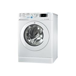 Lave-linge Indesit Innex XWE 71283X WWGG IT.1 - Machine � laver - pose libre - largeur : 59.5 cm - profondeur : 54 cm - hauteur : 85 cm - chargement frontal - 52 litres - 7 kg - 1200 tours/min - blanc