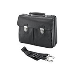 """Sacoche Fujitsu Notebook Supreme Case - Sacoche pour ordinateur portable - 15.6"""" - noir - pour LIFEBOOK E733, E734, E744, P772, S792, S904, SH531, T902, T904, U904; Stylistic Q584, Q704"""