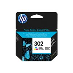 HP - Ink cartridge no 302 c/m/y