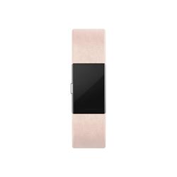 Braccialetto Fitbit - Braccialetto in pelle Charge 2 Rosa L