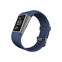 Smartwatch Fitbit - Fitbit surge - blu  - small