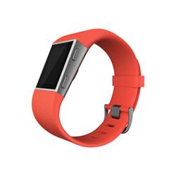 Smartwatch Fitbit - Fitbit surge - mandarino - small