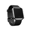 Smartwatch Fitbit - Fitbit blaze - silver - nero - larg