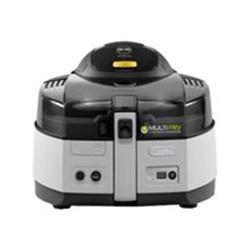 Robot de cuisine De'Longhi MultiFry FH1163 Classic - Multicuiseur - 1.7 litres - 1400 Watt - blanc/noir