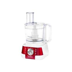 Robot de cuisine Moulinex Masterchef 5000 FP520GB1 - Robot multi-fonctions - 750 Watt - Rouge rubis