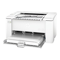 Imprimante laser HP LaserJet Pro M102w - Imprimante - monochrome - laser - A4/Legal - 1200 ppp - jusqu'à 22 ppm - capacité : 160 feuilles - USB 2.0, Wi-Fi
