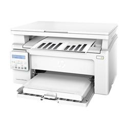 Imprimante laser multifonction HP LaserJet Pro MFP M130nw - Imprimante multifonctions - Noir et blanc - laser - 215.9 x 297 mm (original) - A4/Legal (support) - jusqu'à 22 ppm (copie) - jusqu'à 22 ppm (impression) - 150 feuilles - USB 2.0, LAN, Wi-Fi(n)