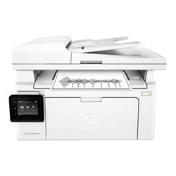 Imprimante laser multifonction HP LaserJet Pro MFP M130fw - Imprimante multifonctions - Noir et blanc - laser - 215.9 x 297.2 mm (original) - A4/Legal (support) - jusqu'à 22 ppm (copie) - jusqu'à 22 ppm (impression) - 150 feuilles - USB 2.0, LAN, Wi-Fi(n)