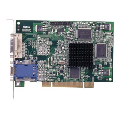 Matrox - MILLENNIUM G450 DUAL HEAD 32MB