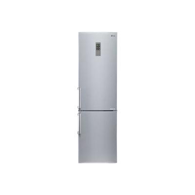 Réfrigérateur LG FRIGO COMBINATO GBB530NSQZB TOTAL NO FROST CLASSE A2PIÙ INOX GRAPHITE