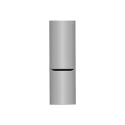 Réfrigérateur LG GBB59PZGFS - Réfrigérateur/congélateur - pose libre - largeur : 59.5 cm - profondeur : 68.6 cm - hauteur : 190 cm - 318 litres - congélateur bas - Classe A+++ - acier brillant