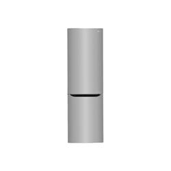 R�frig�rateur LG GBB59PZJZS - R�frig�rateur/cong�lateur - pose libre - largeur : 59.9 cm - profondeur : 66.5 cm - hauteur : 190 cm - 318 litres - cong�lateur bas - Classe A++ - argent platine
