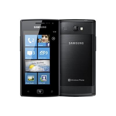 Samsung - SAMSUNG OMNIA W