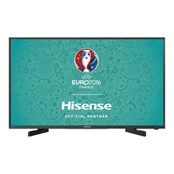 "TV LED Hisense H49M2600 - Classe 49"" TV LED - Smart TV - 1080p (Full HD) - noir"
