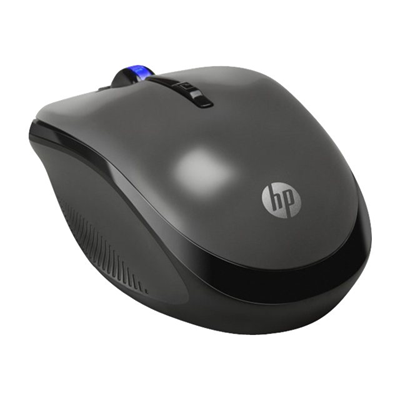 HP - HP X3300 GRAY WIRELESS MOUSE
