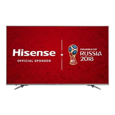 Hisense - 75 UHD HDR PLUS SMART VIDAA U
