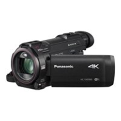 Caméscope Panasonic HC-VXF990 - Caméscope - 4K / 25 pi/s - 18.91 MP - 20x zoom optique - Leica - carte Flash - Wi-Fi - noir