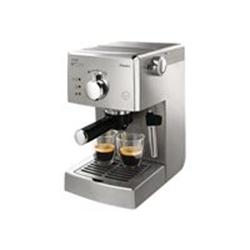 Expresso et cafetière Saeco Poemia HD8427 - Machine à café - 15 bar - inox