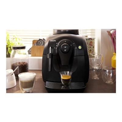 Saeco - MACCHINA CAFFE AUTOMATICA NERA XSMA
