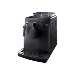 """Expresso et cafetière Philips Gaggia Naviglio HD8749 - Machine à café automatique avec buse vapeur """"Cappuccino"""" - 15 bar - noir"""