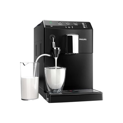 Saeco - MACCHINA CAFFE AUTOMATICA NERA PHIL