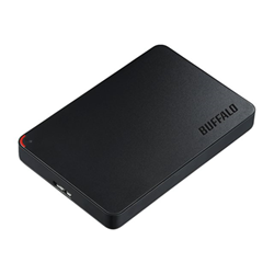 Hard disk esterno Buffalo Technology - Hd-pcf1.0u3bd-w