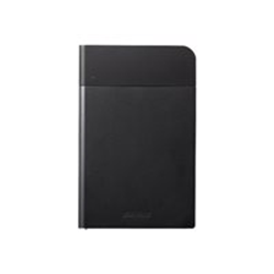 Foto Hard disk esterno Ministation extreme 1tb black Buffalo Technology
