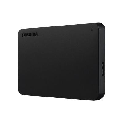 Toshiba - CANVIO BASICS 2.5 500GB BLACK