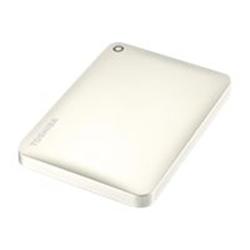Foto Hard disk esterno Canvio connect ii gold Toshiba Hard disk esterni