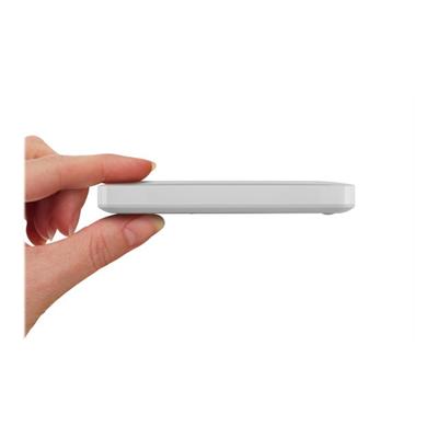 Toshiba - CANVIO CONNECT II WHITE