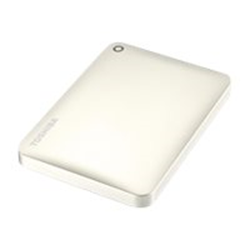 Hard disk esterno Toshiba - Canvio connect ii gold