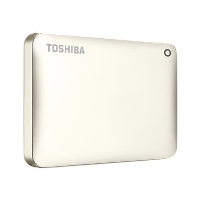 Toshiba - CANVIO CONNECT II GOLD