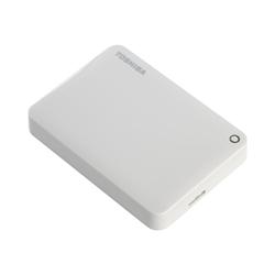 Hard disk esterno Canvio connect ii white