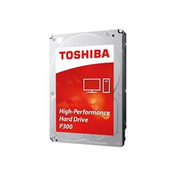 "Disque dur interne Toshiba P300 - Disque dur - 2 To - interne - 3.5"" - SATA 6Gb/s - 7200 tours/min - mémoire tampon : 64 Mo"