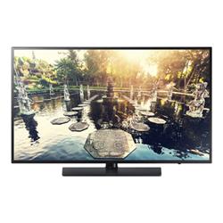 "Hotel TV Samsung HG40EE694DK - Classe 40"" - HE694 series écran DEL - avec tuner TV - hôtel / hospitalité - 1080p (Full HD) - Titane foncé"