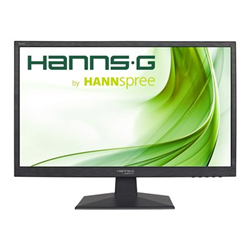 "Écran LED HANNS.G HL Series HL247DBB - Écran LED - 23.6"" - 1920 x 1080 Full HD (1080p) - 250 cd/m² - 1000:1 - 5 ms - DVI-D, VGA"