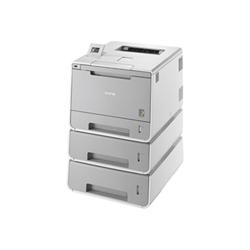 Imprimante laser Brother HL-L9300CDWTT - Imprimante - couleur - Recto-verso - laser - A4/Legal - 2400 x 600 ppp - jusqu'� 30 ppm (mono) / jusqu'� 30 ppm (couleur) - capacit� : 1300 feuilles - USB 2.0, LAN, Wi-Fi(n), h�te USB