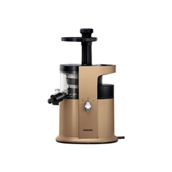 Centrifugeuse Philips Avance Collection HR1883 - Centrifugeuse - 1.5 litres - 200 Watt - chocolat