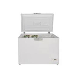 Congélateur Beko HSA 24530 - Congélateur - pose libre - largeur : 110 cm - profondeur : 72.5 cm - hauteur : 86 cm - 230 litres - congélateur coffre - Classe A++ - blanc