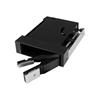 Box hard disk esterno Startech - Rack portatile trayless