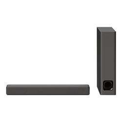 Soundbar Sony HT-MT300 - Système de barre audio - pour home cinéma - Canal 2.1 - sans fil - noir charbon
