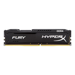 Memoria RAM Kingston - Kingston hyperx fury - ddr4 - 16 gb