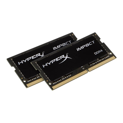 Kingston - KINGSTON HYPERX IMPACT - DDR4 - 32