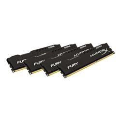 Memoria RAM Gaming HyperX - 32gb 2666mhz ddr4 cl16 dimm