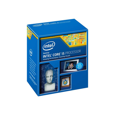Processore Intel - CORE I5 SOCKET 1150 6MB 3 5GHZ