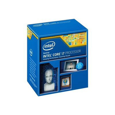 Intel - CORE I7 LGA 1150 4 0GHZ 8MB