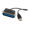 Switch kvm Startech - Adattatore stampante usb